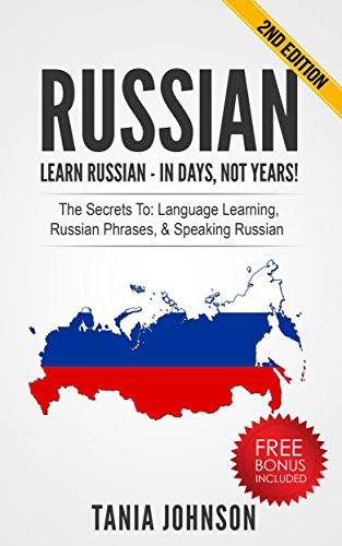 Foreigner To Speak Russian Without