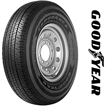 Goodyear Endurance Commercial Truck Tire - 235/80R16 123N