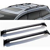 2014 honda odyssey roof rack - Gevog 1 Pair Black Roof Rack Cross Bars for 11-15 Honda Odyssey Top Rail Cargo Carries
