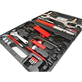 SEIKOH 自転車工具 セット 20種43パーツ メンテナンス 修理工具 ロードレーサー ツールセット