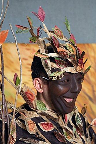 Artemio per decorare decorativo maschera di San Marco a Venezia Sorriso