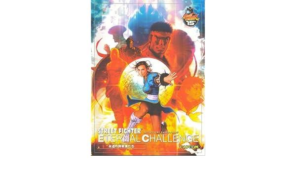 Street Fighter: Eternal Challenge - The Art Of Street Fighter: Amazon.es: Various, Diamond Comic Distributors Inc.: Libros en idiomas extranjeros