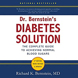 Dr. Bernstein's Diabetes Solution Audiobook