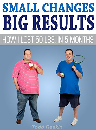 Small Changes Big Results: How I Lost 50 Lbs. in 5 Months