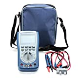 Digital Oscilloscope multimeter, LIUMY ET201 Professional Handheld LED Scopemeter Oscilloscope multimeter
