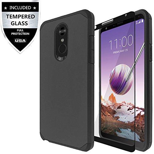 LG Stylo 4 Case, LG Stylo 4 Plus Case, LG Q Stylus Case with