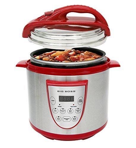 pressure cooker big boss - 1