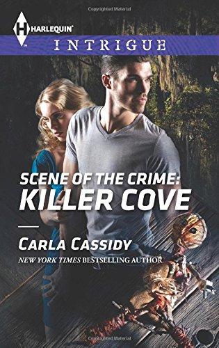 book cover of Killer Cove