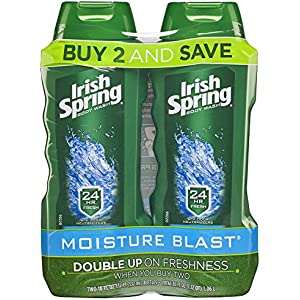 Irish Spring Moisture Blast