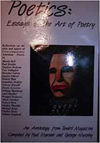 essays on poetics Free aristotle poetics papers, essays, and research papers.