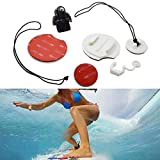 Fansport 8PCS Surfboard Mount Kit Surf Mount Compatible with GoPro Hero 6/5/4/3+e