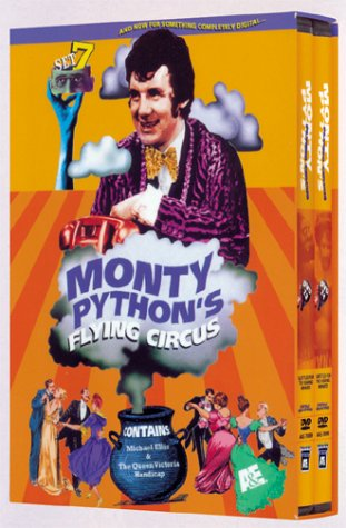 Monty-Pythons-Flying-Circus-Set-7-Epi-40-45