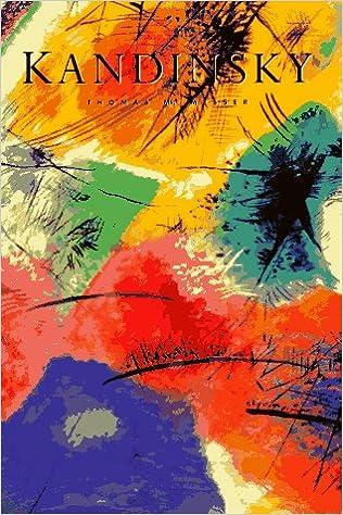 Kandinsky Thomas M Messer 9780810912281 Amazon Com Books