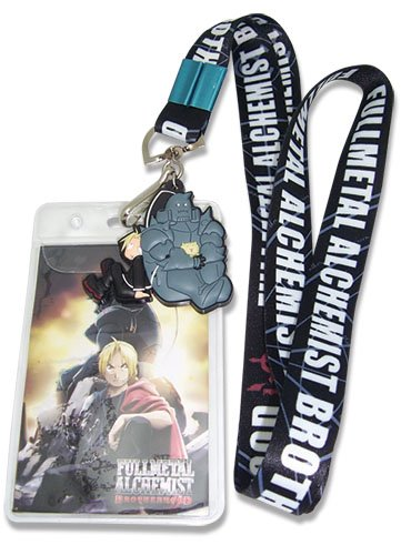Great Eastern Entertainment Full Metal Alchemist Brotherhood Fma Brotherhood Lanyard