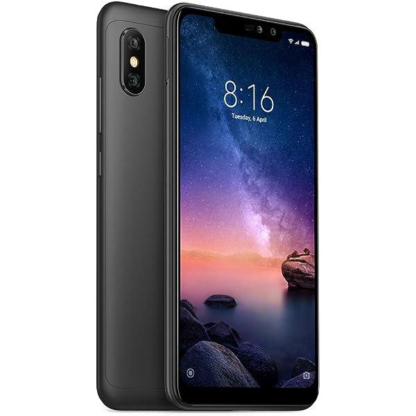 Xiaomi Redmi Note 6 63 Dual Sim 64 Gb 4gb Ram Black