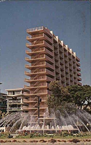 motel-6-of-daimond-head-honolulu-hawaii-original-vintage-postcard