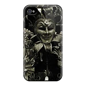 New Arrival Venice Shop Window At Mardi Gras Wallpaper LxpgTAz7524HprDo Case Cover/ 4/4s Iphone Case