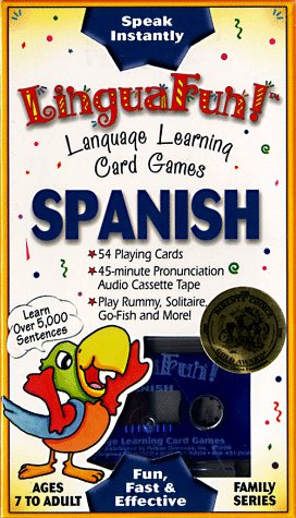 Lingua Fun Spanish (LinguaFun Family) (Spanish Edition)