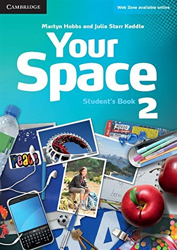 Your Space  2 Student's Book - 9780521729284 por Martyn Hobbs