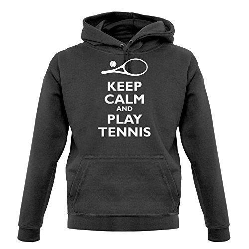 Couleur Sweat Unisex Play Graphite 12 And Tennis Calm pull Keep nx4gqwCFRw