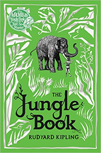 Book The Jungle Book (Macmillan Collector's Library)