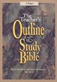 The Teacher's Outline and Study Bible, , 1574070185