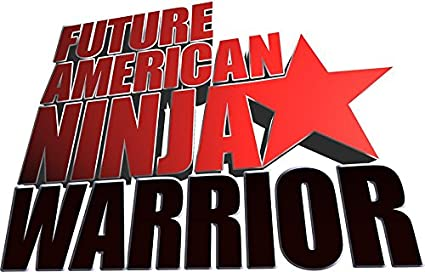 Amazon.com: ICK Vinyl Future American Ninja Warrior Sticker ...