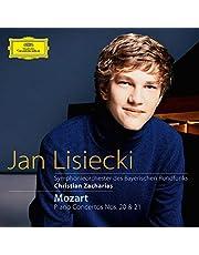 Mozart Piano Concertos 20 & 21