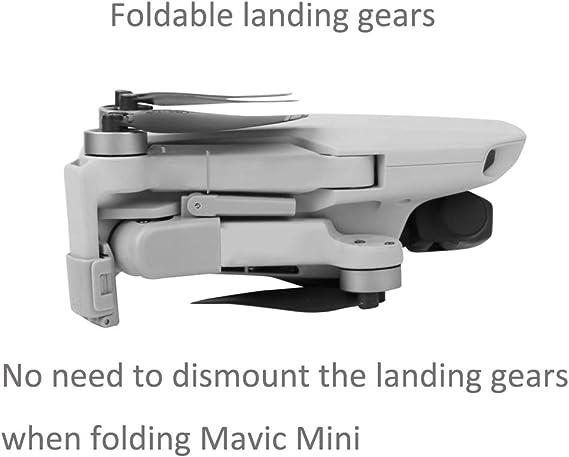Sunnylife foldable heightened tripod For Mavic Air 2 V9K8