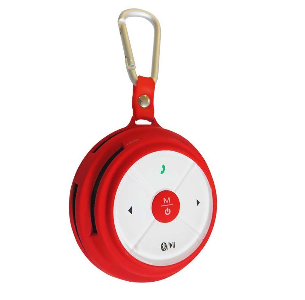 LANDBYTE LB-200 RED Wireless Bluetooth Speaker Phone,...