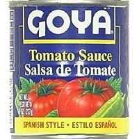Goya Tomato Sauce 8.0 OZ(Pack of 4)