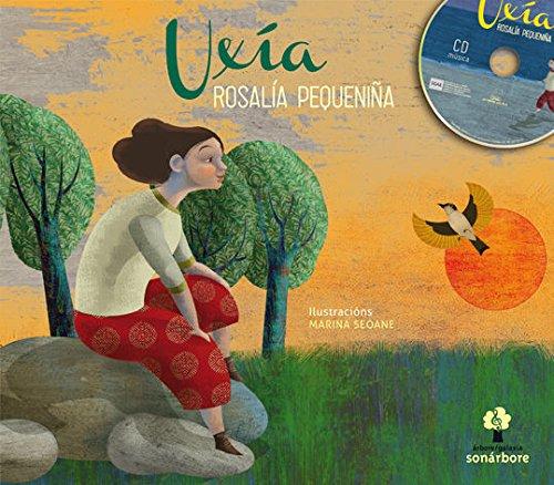 Rosalía pequeniña (Sonárbore) (Gallego) Tapa dura – 10 sep 2016 Uxía Senlle Rosalía Castro Marina Seoane Pascual Editorial Galaxia