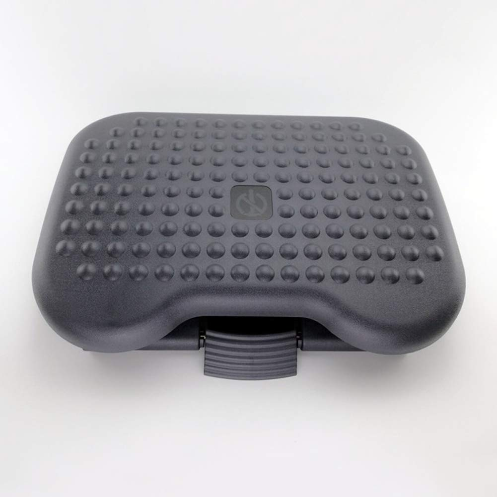 Stool Step Piano Office Pedal Non-Slip Adjustable Height 11cm/14cm/17cm Black LCMJ