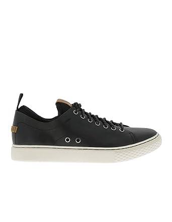 Polo Ralph Lauren - Zapatos de Cordones para Hombre Negra 42 ...