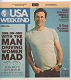 img - for USA Weekend (March 2-4, 2012 - Mad Men's Jon Hamm) book / textbook / text book