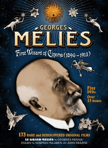 Georges Melies: First Wizard of Cinema 1896-1913 by Flicker Alley
