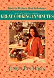 img - for Great Cooking in Minutes: Favorite Recipes Best Techniques book / textbook / text book