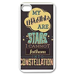 The Fault In Our Stars for iPhone 4,4S Phone Case OKAY5717