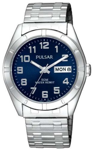 Blue Dial Expansion Band - 1