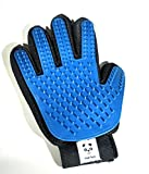 MakPets. Pet Grooming Brush Glove for Dogs & Cats