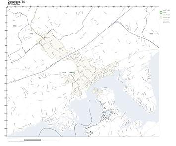 Amazon.com: ZIP Code Wall Map of Dandridge, TN ZIP Code Map ... on maury city tn map, sevier county tn map, saltillo tn map, sparta tn map, bradford tn map, florence tn map, three way tn map, seymour tn map, abingdon tn map, dickson tn map, winchester tn map, lebanon tn map, coalfield tn map, walling tn map, lawrenceburg tn map, jefferson county tn map, bell buckle tn map, louisville tn map, french broad river tn map, north knoxville tn map,