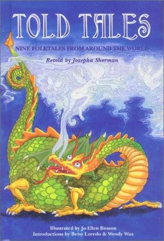 Image for Told Tales  Nine Folktales from Around the World