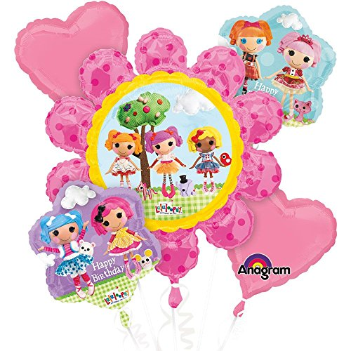 Anagram International Lalaloopsy Birthday Bouquet, Multicolor]()