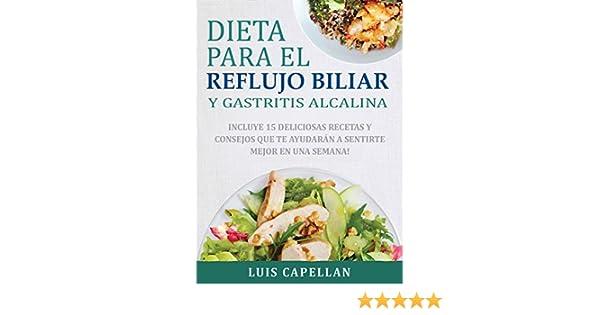 Dieta para sentirse mejor