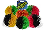 Koosh Ball Soft Active Fun Toy - 1x Random Coloured Koosh Ball