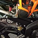 Motorcycle Aluminum Brake Clutch Fluid Reservoir