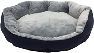 Pet Bed For Dog Puppy Cat Warm Bed House Plush Cozy Nest Mat Pad 45cmX35cm