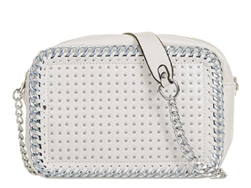Clutch Wedding Clutch White Out Evening Party For For Wedding Women's Night Bag LeahWard Bag Prom YqfT50