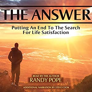 The Answer Audiobook