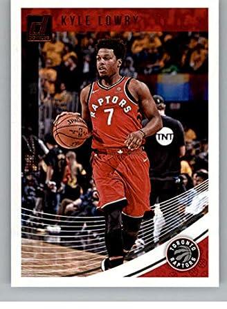 8a6070efd21 2018-19 Donruss Basketball Card #3 Kyle Lowry Toronto Raptors Official  Panini NBA Trading